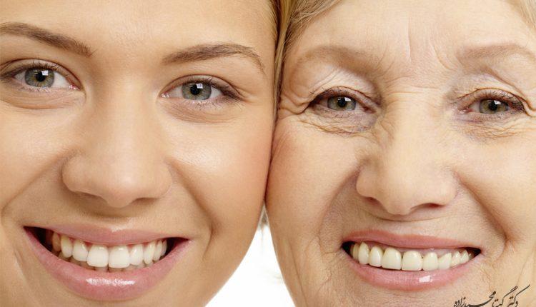 جوان سازی پوست صورت