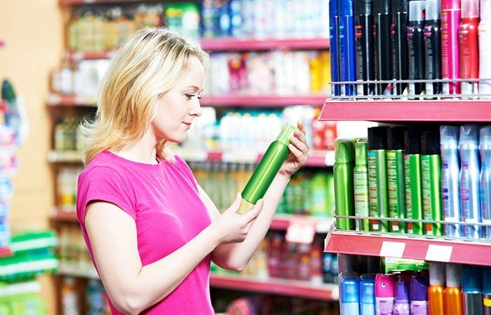 انتخاب درست محصولات بهداشتی