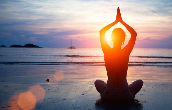 یوگا و جلوگیری از ریزش مو