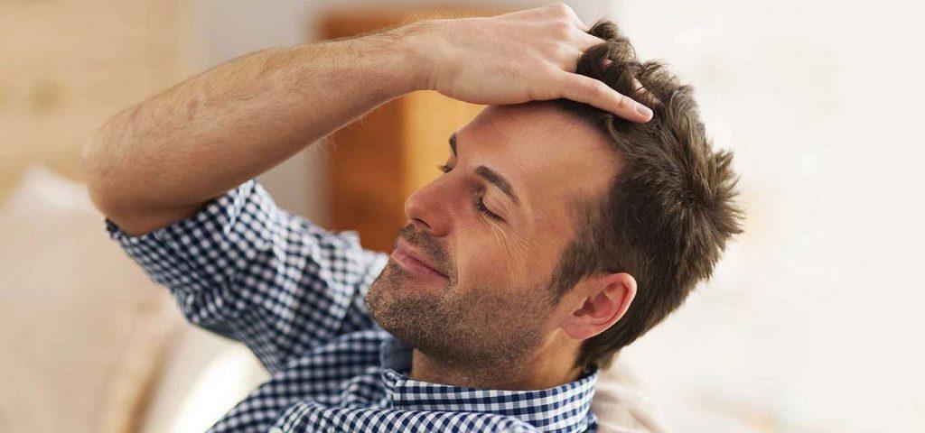 پیوند موی بدن به ناحیه سر